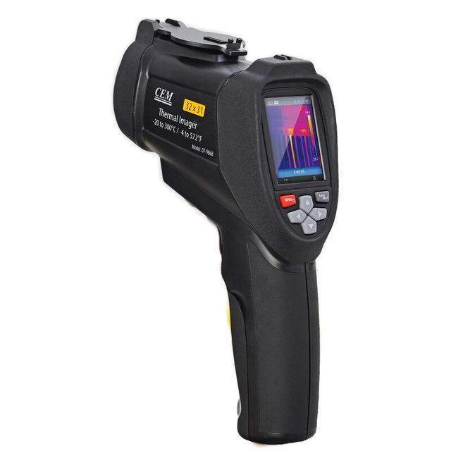 כולם חדשים מהי מצלמה תרמית? כל המידע על מצלמות טרמיות - יתרונות, שימושים ועוד DN-47